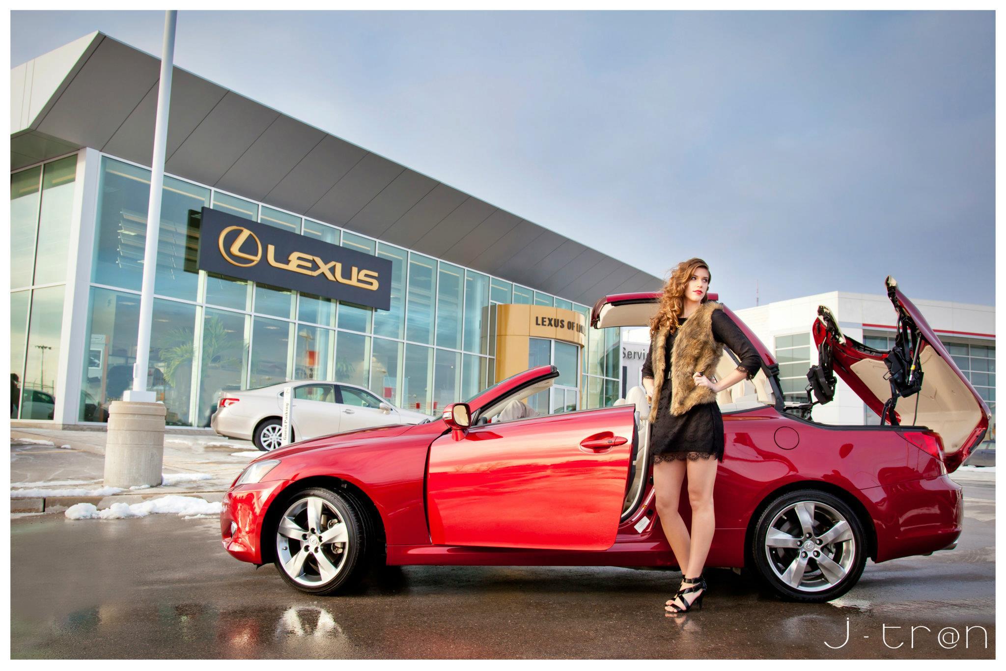 CAISA Fashion Show Lexus John Van Tran